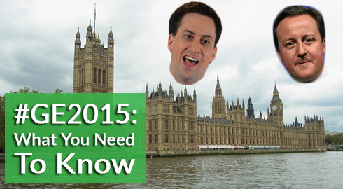 23 Things You Need To Know About The 2015 General Election